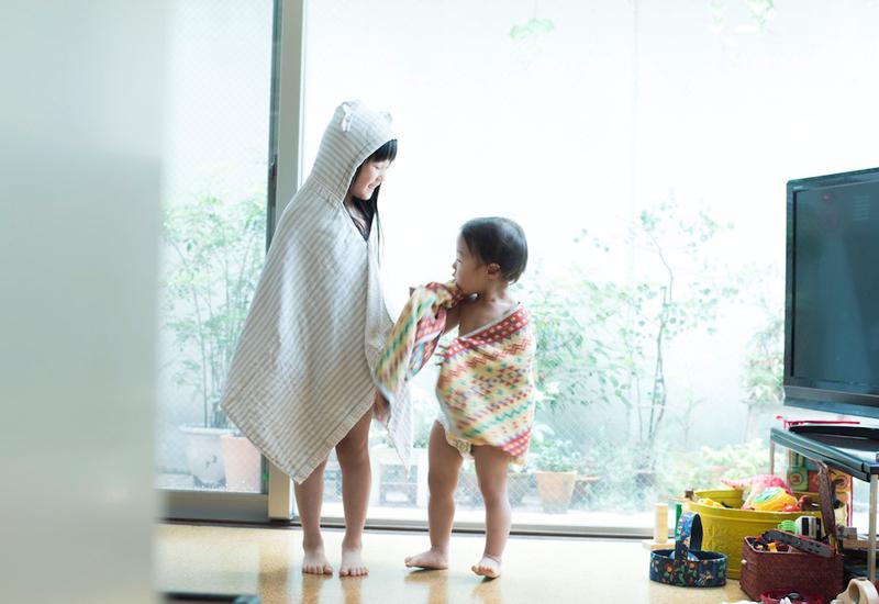 【こどもとの入浴術】待たせるのも育児!こどもをスムーズに入浴させるコツとは?