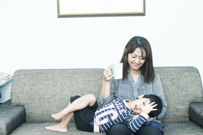いつも忙しいママに。キャンドルで「ほっと」一息ついてリラックス♪